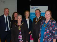 A photo from the Age UK Mid Hampshire Launch