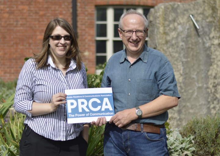 Rowena Spinks, Philip Tutt at 360 integrated PR join PRCA