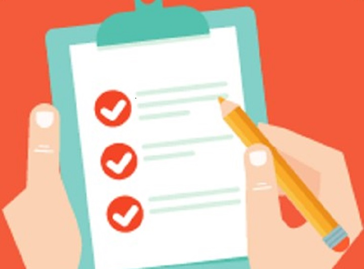 PR training checklist